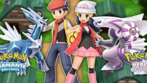 Pokémon Diamante Brillante y Perla Reluciente no corrigen un bug del juego original