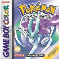 Pokémon Edición Cristal Game Boy Color