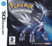Pokémon Edición Diamante Nintendo DS