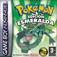 Pokémon Edición Esmeralda Game Boy Advance