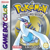 Pokémon Edición Plata Game Boy Color