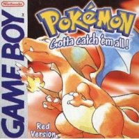 Pokémon Edición Roja Game Boy