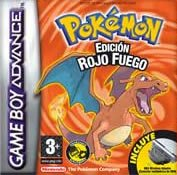 Pokémon Edición Rojo Fuego Game Boy Advance