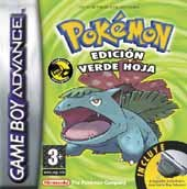 Pokémon Edición Verde Hoja Game Boy Advance