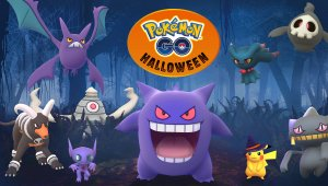 Pokémon GO: Ya disponible el evento de Halloween