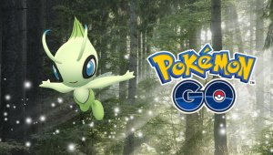 Pokémon GO: El Pokémon legendario Celebi ya está disponible