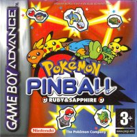 Pokémon Pinball: Rubí y Zafiro Game Boy Advance