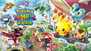 Pokémon Rumble World se actualiza