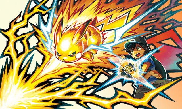 La demo de Pokémon Sol y Luna ya está disponible