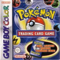 Pokémon Trading Card Game Game Boy Color