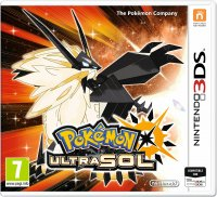 Pokémon Ultrasol Nintendo 3DS