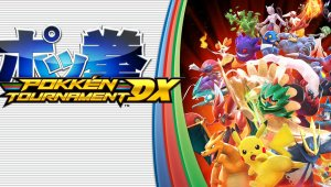 Pokkén Tournament DX, para Nintendo Switch, recibe nueva actualización