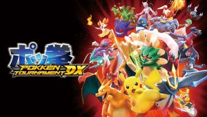 Ya disponible la nueva actualización de Pokkén Tournament DX