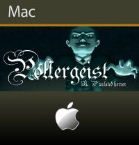 Poltergeist: A Pixelated Horror Mac