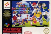 Pop'n Twinbee Rainbow Bell Adventures Super Nintendo
