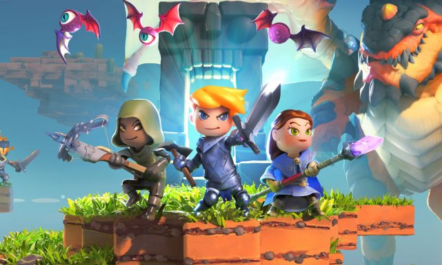 Análisis Portal Knights (Pc PS4 One)