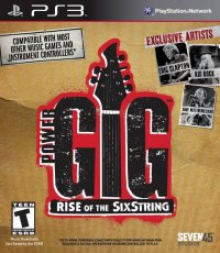 Power Gig: Rise of the Six String PS3