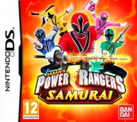 Power Rangers Samurai Nintendo DS