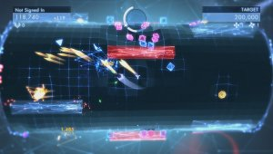 Primeras capturas del shooter arcade Geometry Wars 3 Dimension