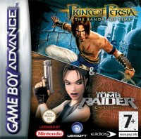 Prince of Persia: Las Arenas del Tiempo & Lara Croft - Tomb Raider: La Profecia Game Boy Advance