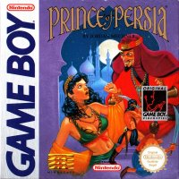 Prince of Persia Game Boy