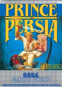 Prince of Persia Game Gear