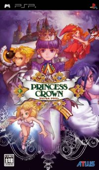 Princess Crown PSP