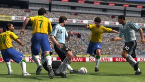 Parche 1.40 disponible para Pro Evolution Soccer 2009