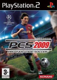 Pro Evolution Soccer 2009 Playstation 2