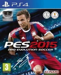 Pro Evolution Soccer 2015 PS4