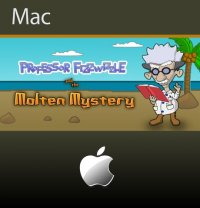 Professor Fizzwizzle and the Molten Mystery Mac