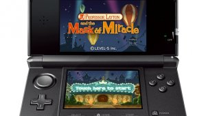 [CNJ10] Primer tráiler de Professor Layton and the Mask Of Miracle