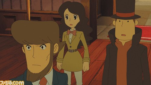 Professor Layton and The Specter's Flute