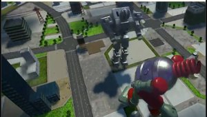 Project Giant Robot, un proyecto con destino incierto