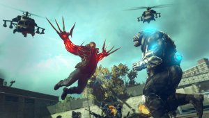 Ya disponible el primer DLC para 'Prototype 2'