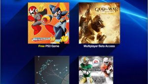 Actualización Store USA de Playstation Plus