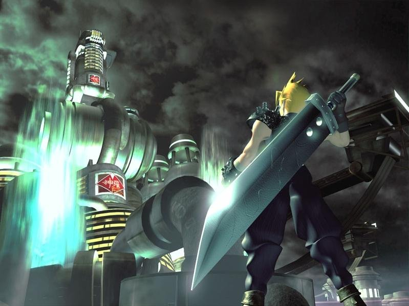 Final Fantasy VII Ed. Shinra [1]