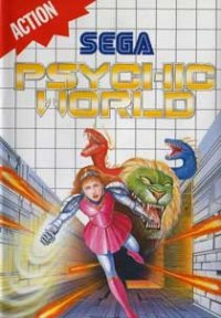 Psychic World Master System