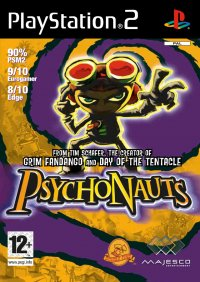 Psychonauts Playstation 2