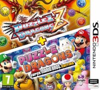 Puzzle & Dragons: Super Mario Bros. Edition Nintendo 3DS