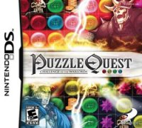 Puzzle Quest: Challenge of the Warlords Nintendo DS