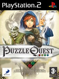 Puzzle Quest: Challenge of the Warlords Playstation 2