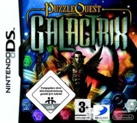 Puzzle Quest Galactrix Nintendo DS