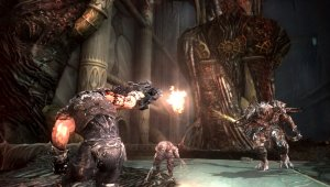 Tecmo dice que Quantum Theory no es un clon de Gears of War