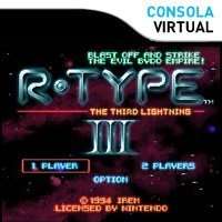 R-type III: The Third Lightning Wii
