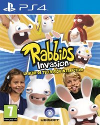Rabbids Invasion: La serie de Televisión Interactiva PS4