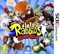 Rabbids Rumble Nintendo 3DS