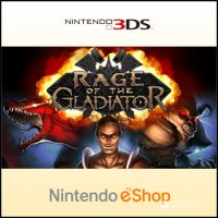 Rage of the Gladiator Nintendo 3DS