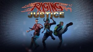 Raging Justice, el 8 de mayo en PC, PS4, Xbox One y Nintendo Switch