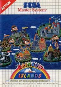 Rainbow Islands: Story of the Bubble Bobble 2 Master System